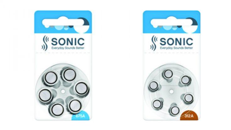 Sonic 10 Numara İşitme Cihazı Pili
